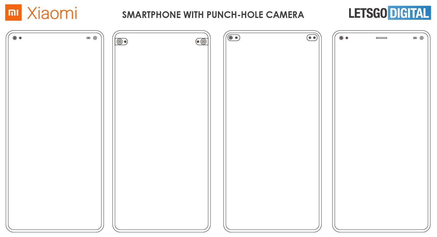 Xiaomiパンチホール[Let'sGoDigital]