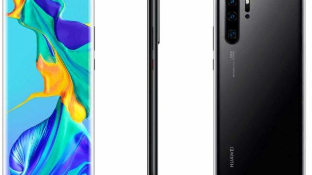 Huawei P30 Pro、P30、P30 Liteの価格と画像がリーク