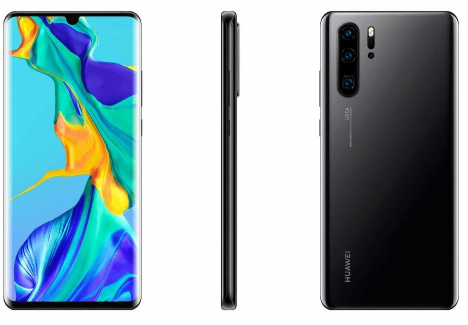 Huawei P30について