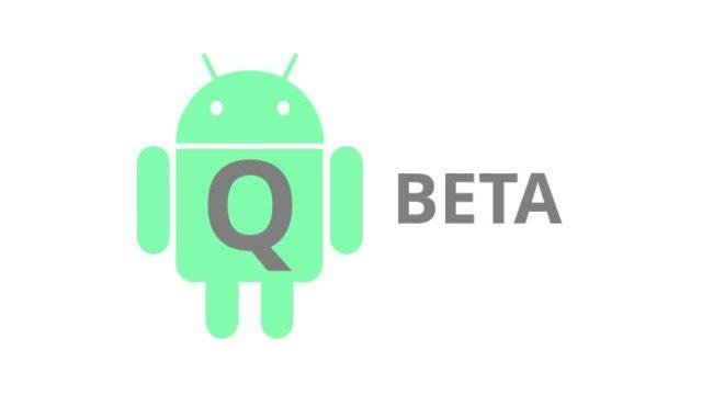 Android QのBETA版の新ジェスチャーはサイドスワイプによる[戻る]に