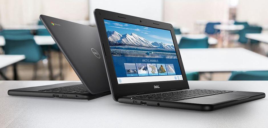 Dellが教育機関向けにChromebookを発表!果たしてスペックは!?