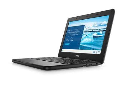 DellのChromebookのスペック