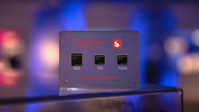 Qualcomm Snapdragon 730G 730 665を発表!ゲーム性能とAI性能を強化
